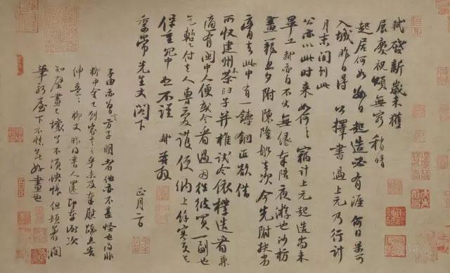 故宫藏历代书画展即将开展 - 书画频道|中国黄淮